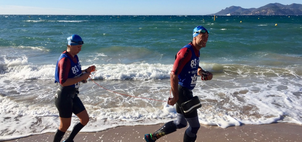 Swimrun de Cannes