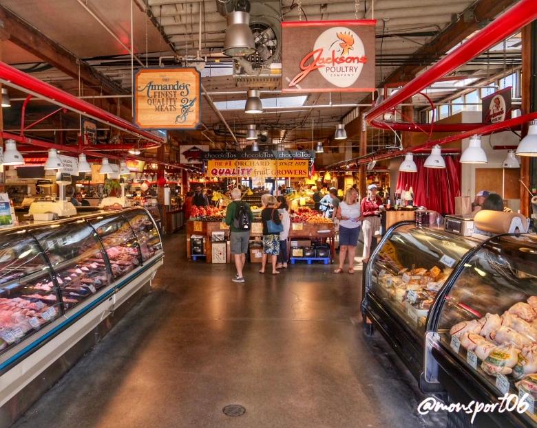 Granville market