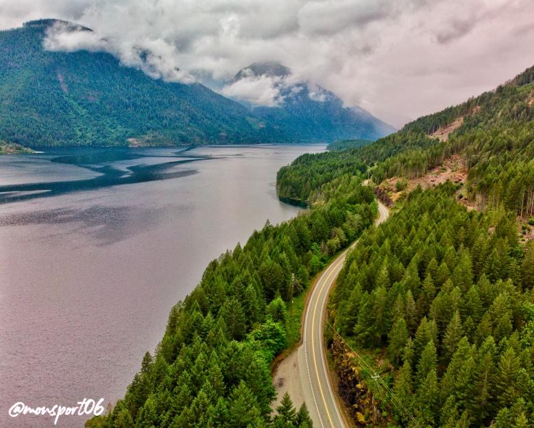 Vancouver Island drone 1